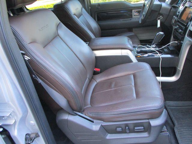 2012 Ford F-150 Platinum Plano, Texas 22