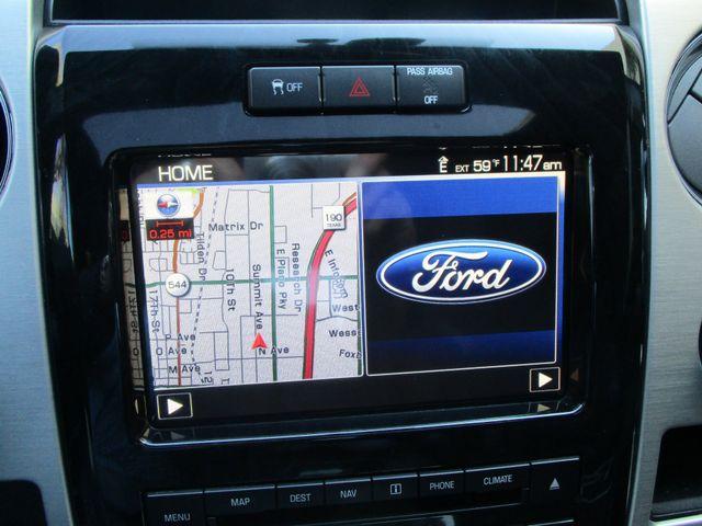 2012 Ford F-150 Platinum Plano, Texas 25
