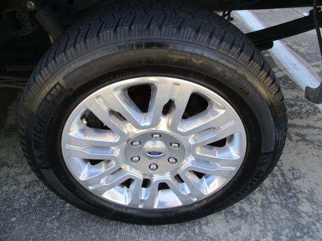 2012 Ford F-150 Platinum Plano, Texas 36