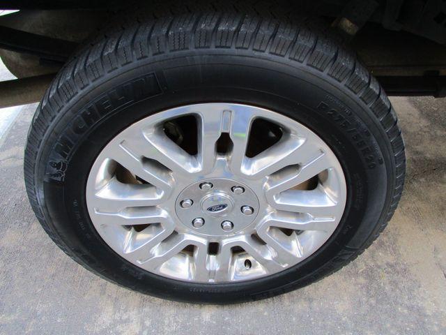 2012 Ford F-150 Platinum Plano, Texas 37