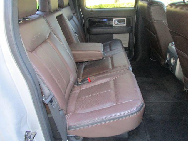 2012 Ford F-150 Platinum Plano, Texas 19