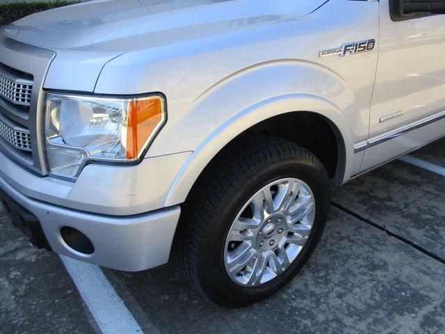 2012 Ford F-150 Platinum Plano, Texas 10
