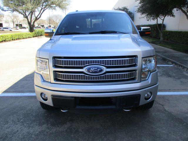 2012 Ford F-150 Platinum Plano, Texas 6