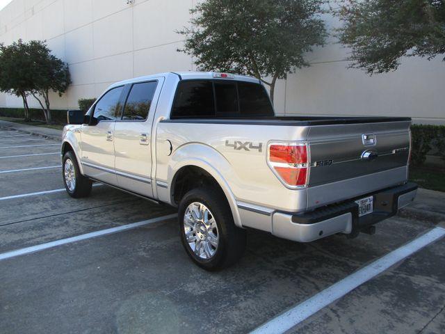 2012 Ford F-150 Platinum Plano, Texas 9