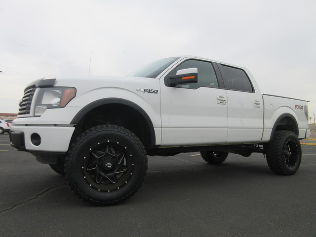 2012 Ford F-150 Supercrew Lifted FX4  Fultons Used Cars Inc  in , Colorado