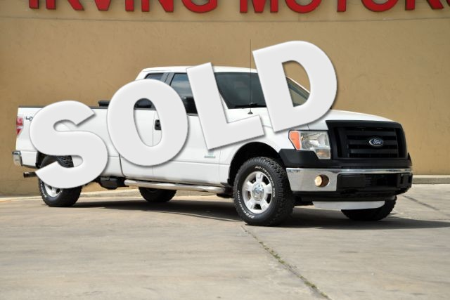 2012 Ford F-150 XL SuperCab 8-ft. Bed 4WD San Antonio , Texas 0