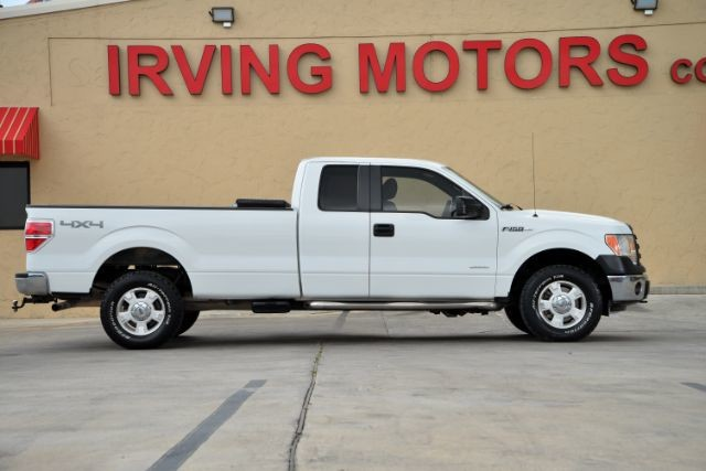 2012 Ford F-150 XL SuperCab 8-ft. Bed 4WD San Antonio , Texas 4