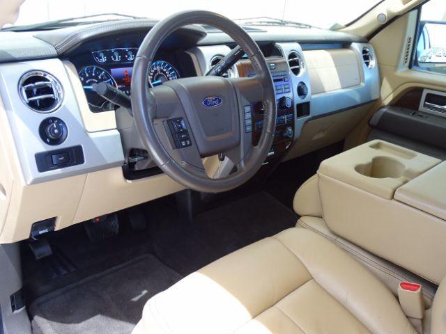 2012 Ford F-150 Lariat San Antonio , Texas 12