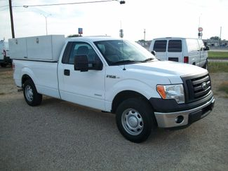 2012 Ford F-150 w/ HD Payload  Lift Gate & Boxes Waco, Texas 2
