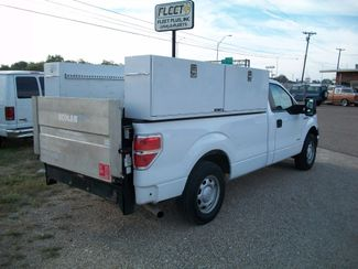 2012 Ford F-150 w/ HD Payload  Lift Gate & Boxes Waco, Texas 4