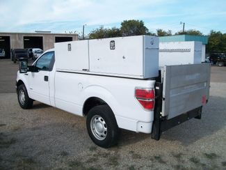 2012 Ford F-150 w/ HD Payload  Lift Gate & Boxes Waco, Texas 6