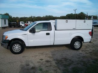 2012 Ford F-150 w/ HD Payload  Lift Gate & Boxes Waco, Texas 7