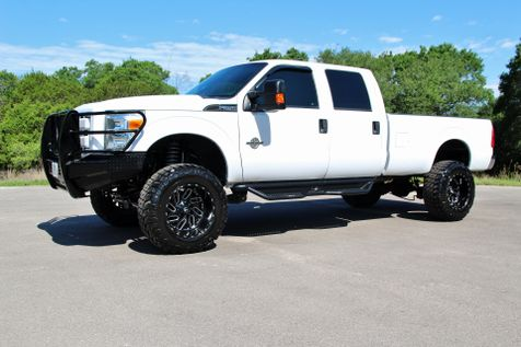 2012 Ford F-250  4x4 - LIFTED in Liberty Hill , TX