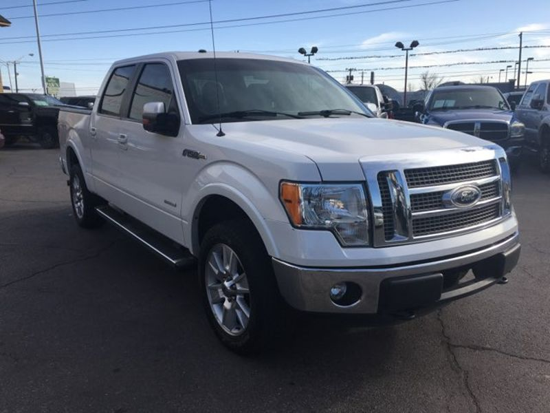 Ford F  Lariat Located At Th Showroom
