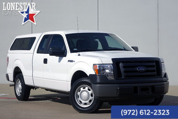 2012 Ford F150 XL Clean Carfax One Owner in Plano