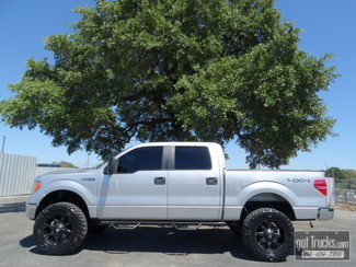 2012 Ford F150 Crew Cab XLT 5.0L V8 4X4 in San Antonio Texas