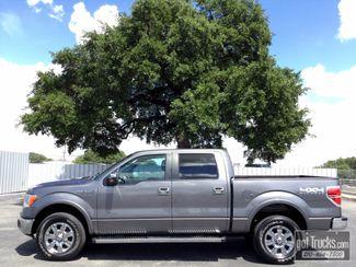 2012 Ford F150 Crew Cab Lariat 5.0L V8 4X4 | American Auto Brokers San Antonio, TX in San Antonio Texas