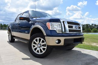 2012 Ford F150 King Ranch Walker, Louisiana 4