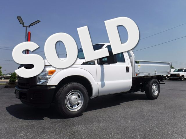 2012 Ford F250 8FT Aluminum Flatbed 2wd in Ephrata PA