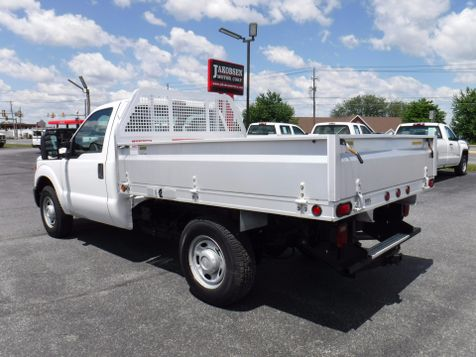 2012 Ford F250 8FT Aluminum Flatbed Dump 2wd in Ephrata, PA