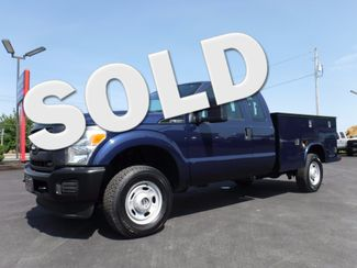 2012 Ford F350 Extended Cab Utility 4x4 in Lancaster, PA PA