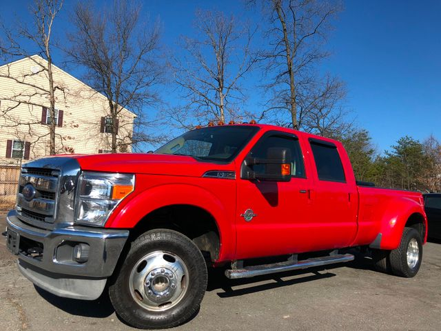 2012 Ford Super Duty F-350 DRW Pickup Lariat Leesburg, Virginia 0