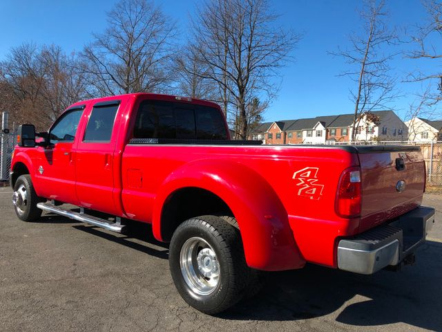 2012 Ford Super Duty F-350 DRW Pickup Lariat Leesburg, Virginia 3