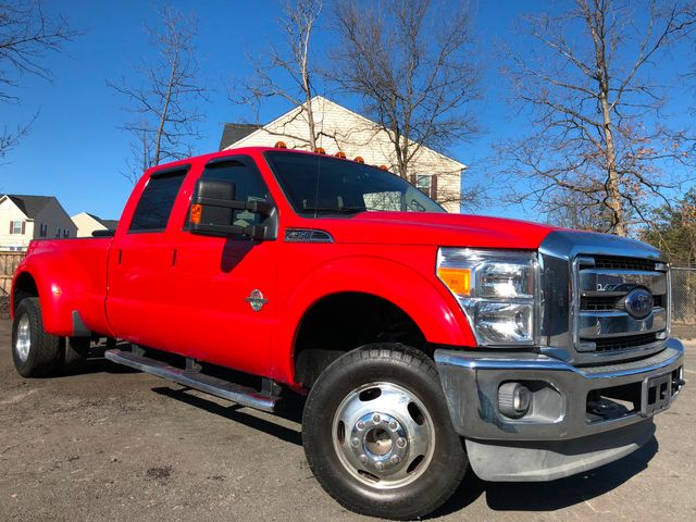 2012 Ford Super Duty F-350 DRW Pickup Lariat Leesburg, Virginia 7