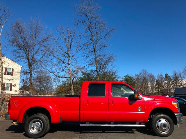 2012 Ford Super Duty F-350 DRW Pickup Lariat Leesburg, Virginia 4