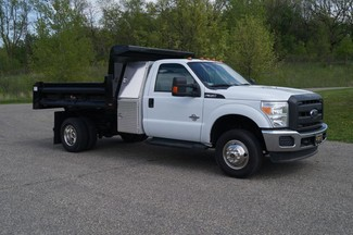 2012 Ford F350 XL - 9ft Dump Truck w/ Piggy Back - 4WD 6.7L Diesel | Dassel, Minnesota | Kingston Auto -[ 2 ]