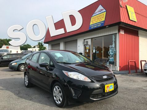 2012 Ford Fiesta S in Frederick, Maryland