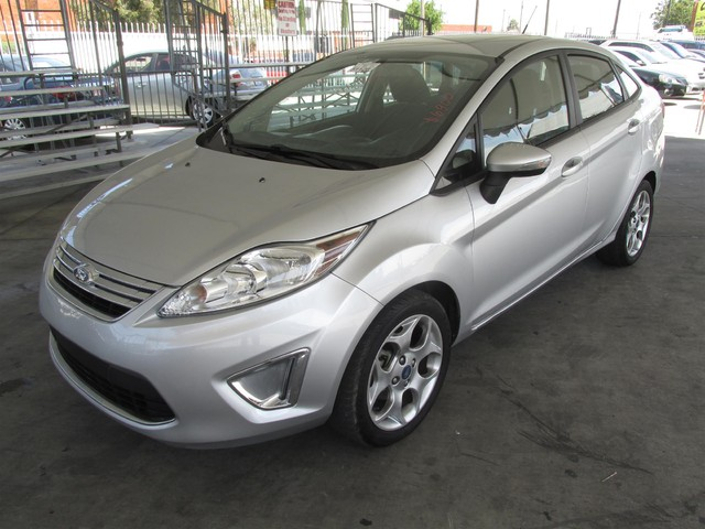 2012 Ford Fiesta SEL This particular vehicle has a SALVAGE title Please call or email to check av