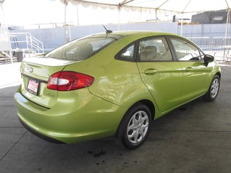 2012 Ford Fiesta SE Gardena, California 2