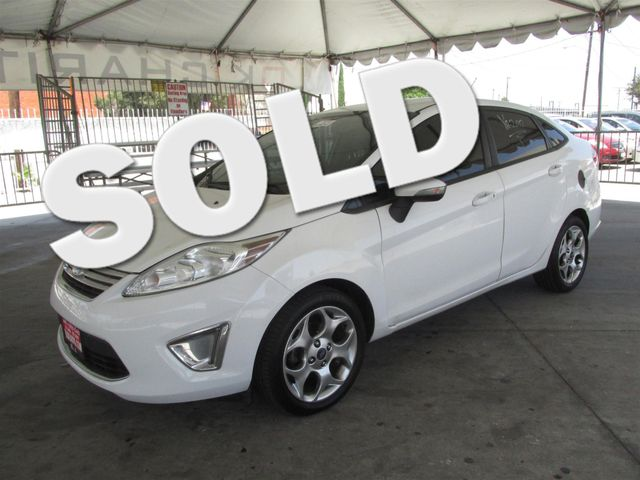 2012 Ford Fiesta SEL Please call or e-mail to check availability All of our vehicles are availa