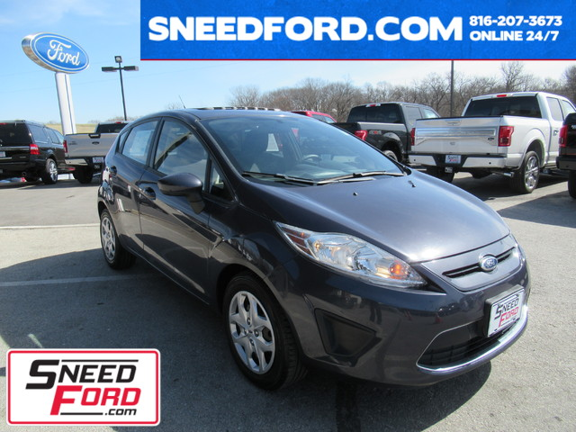 2012 Ford Fiesta SE Hatchback in Gower Missouri