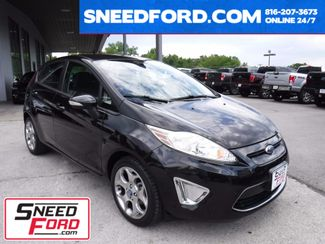 2012 Ford Fiesta SES Hatchback in Gower Missouri