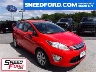 2012 Ford Fiesta SEL Sedan in Gower Missouri