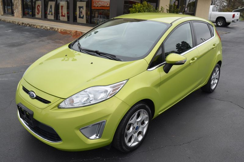2012 Ford Fiesta SES  in Maryville, TN