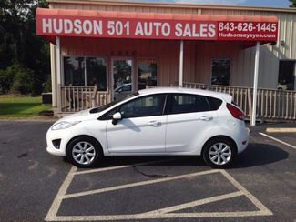 2012 Ford Fiesta in Myrtle Beach South Carolina