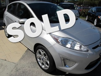 2012 Ford Fiesta SES Raleigh, NC