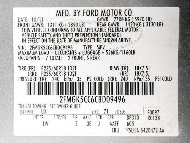 2012 Ford Flex SEL Burbank, CA 26