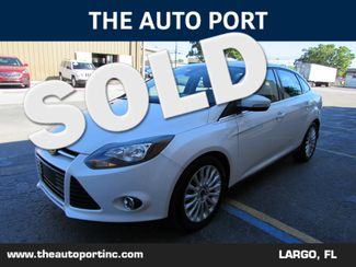 2012 Ford Focus in Clearwater Florida
