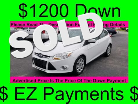 2012 Ford Focus SE in Columbia, SC
