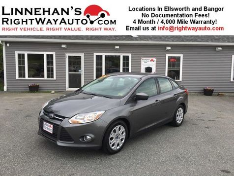 2012 Ford Focus SE in Bangor