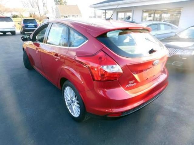 2012 Ford Focus SEL Ephrata, PA 5