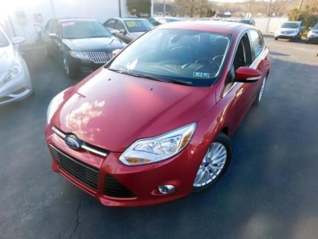 2012 Ford Focus SEL Ephrata, PA 7