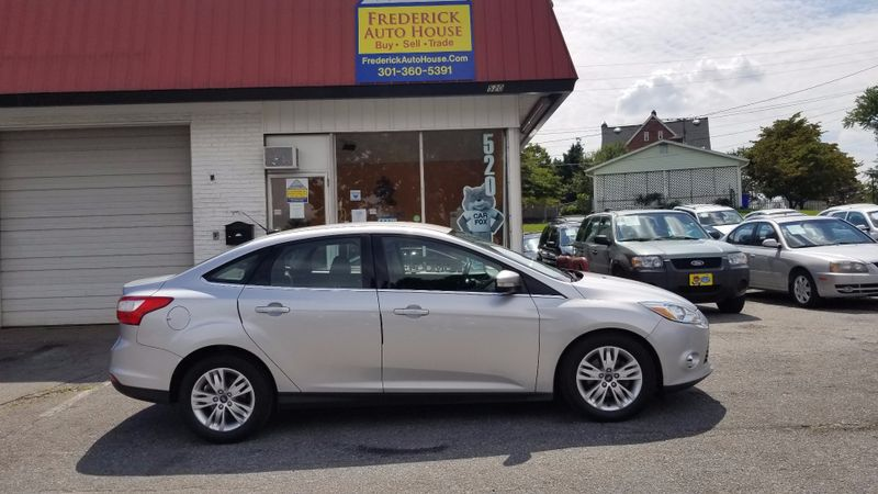 2012 Ford Focus SEL  in Frederick, Maryland