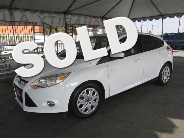 2012 Ford Focus SE This particular vehicle has a SALVAGE title Please call or email to check avai