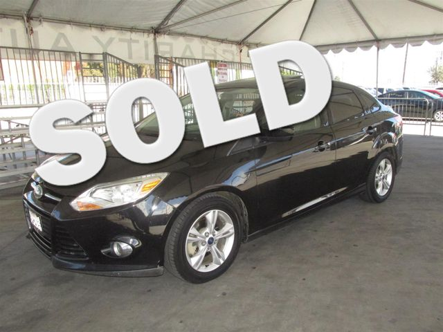2012 Ford Focus SE Please call or e-mail to check availability All of our vehicles are availabl