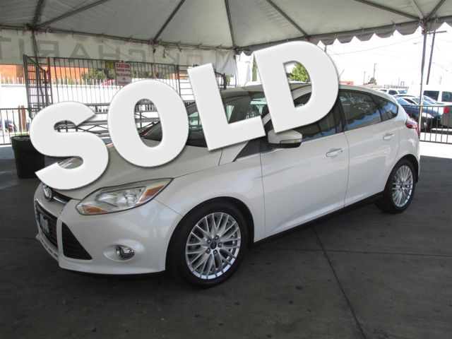 2012 Ford Focus SEL Please call or e-mail to check availability All of our vehicles are availab